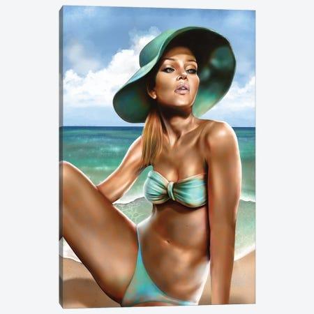 Summer Canvas Print #EPP22} by alvinpbx Canvas Artwork