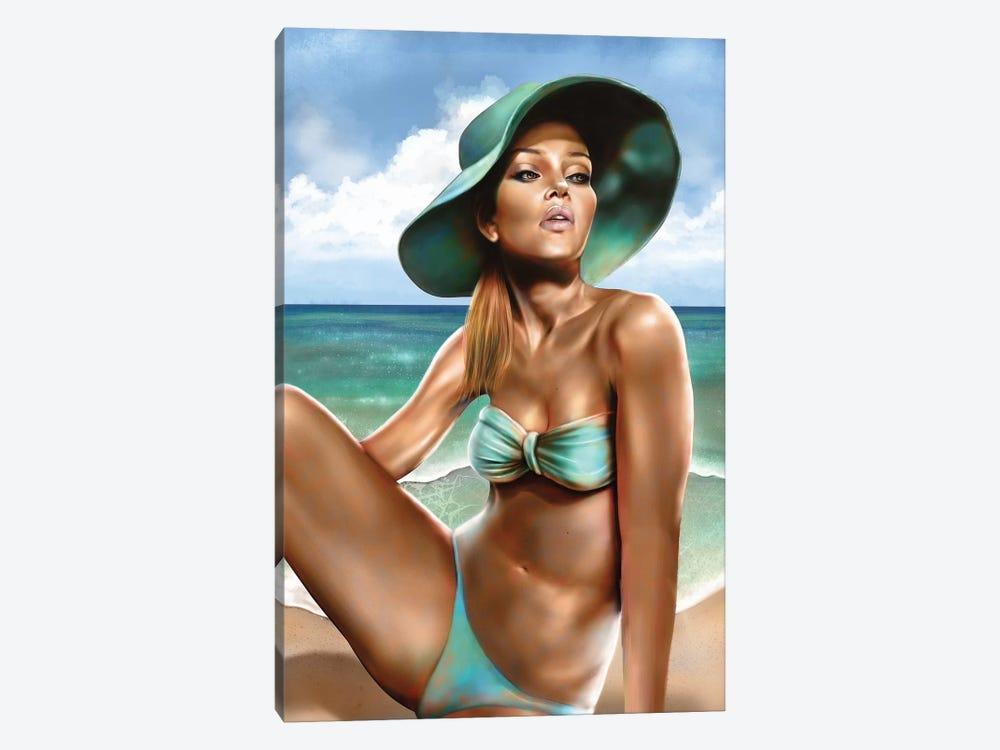 Summer by Alvin Epps 1-piece Canvas Art Print