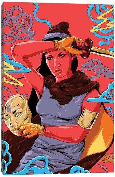 The Storm Canvas Art Print