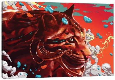 Beastmode Canvas Art Print