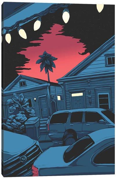 Shotgun Canvas Art Print