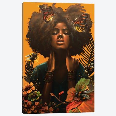 Blossom Canvas Print #EPP5} by Alvin Epps Art Print