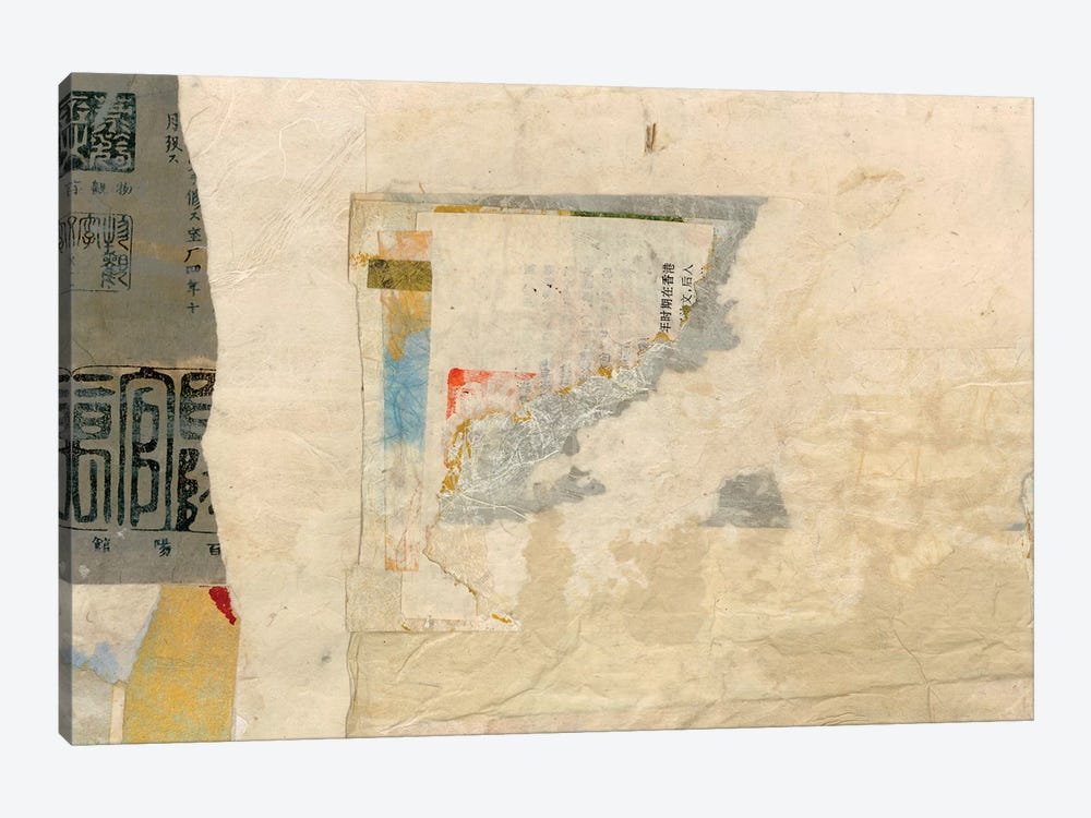 Modern Collage III by Elena Ray 1-piece Canvas Art
