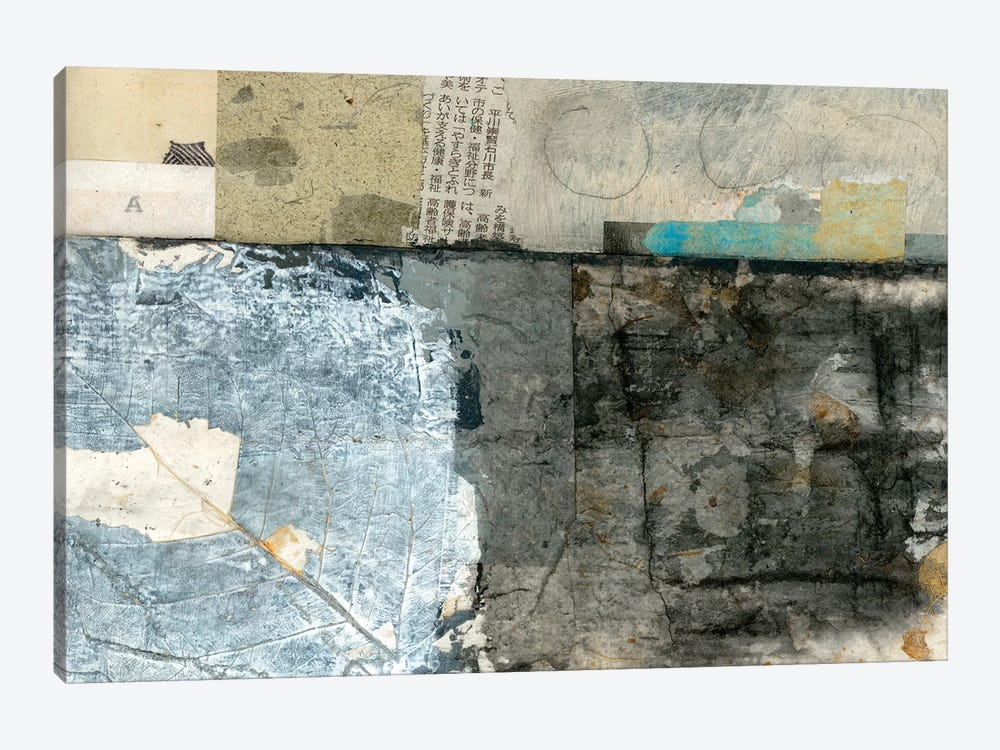 Modern Collage IV by Elena Ray 1-piece Canvas Art Print