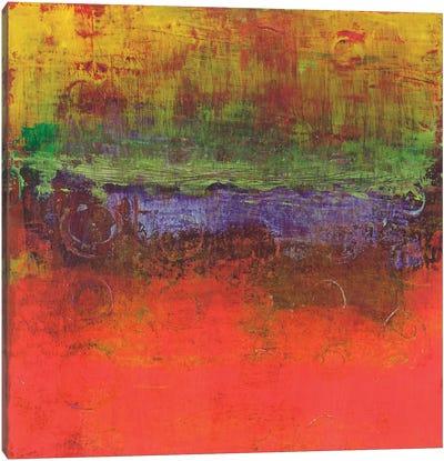 Hi-Fi Abstract I Canvas Art Print