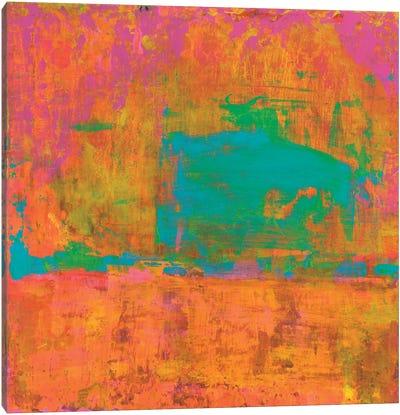 Hi-Fi Abstract II Canvas Art Print