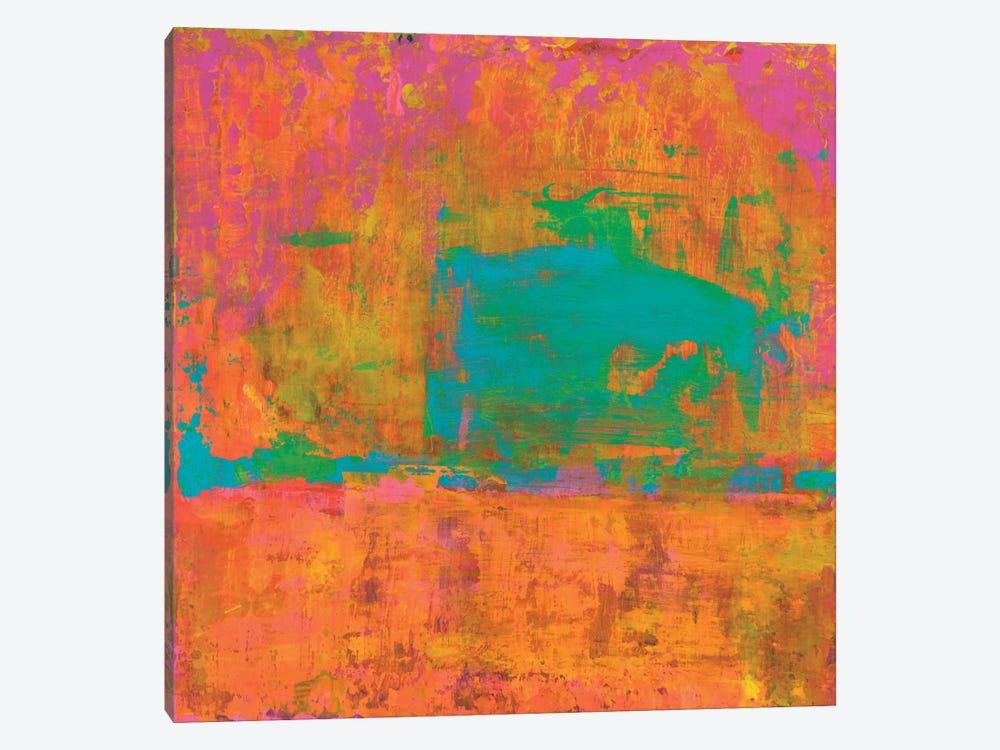 Hi-Fi Abstract II by Elena Ray 1-piece Canvas Artwork