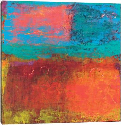 Hi-Fi Abstract III Canvas Art Print