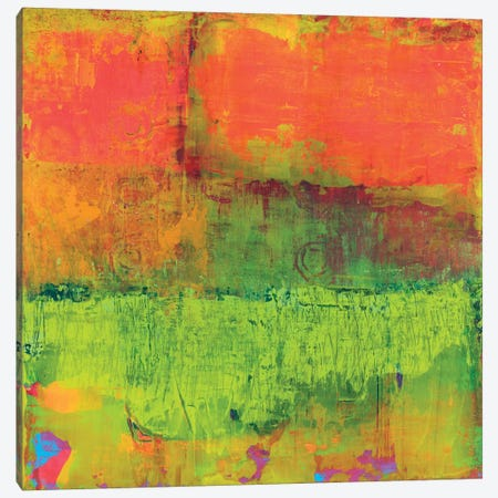 Hi-Fi Abstract IV Canvas Print #ERA4} by Elena Ray Art Print