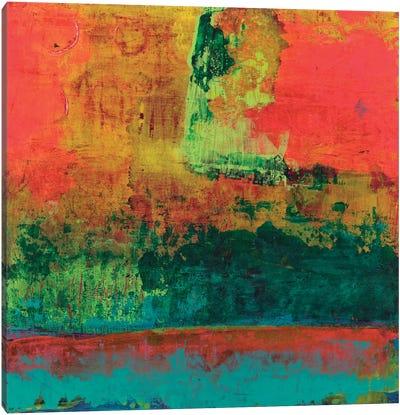 Hi-Fi Abstract V Canvas Art Print