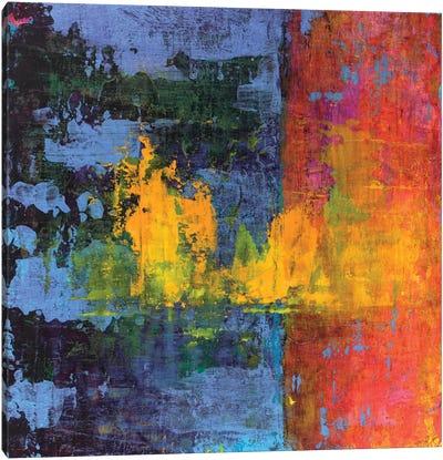 Hi-Fi Abstract VI Canvas Art Print