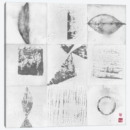 Minimalism 9-Patch 3-Piece Canvas #ERA7} by Elena Ray Canvas Print