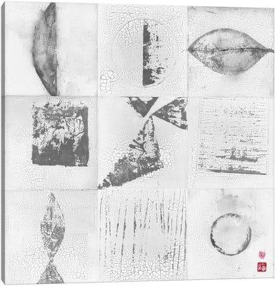 Minimalism 9-Patch Canvas Art Print
