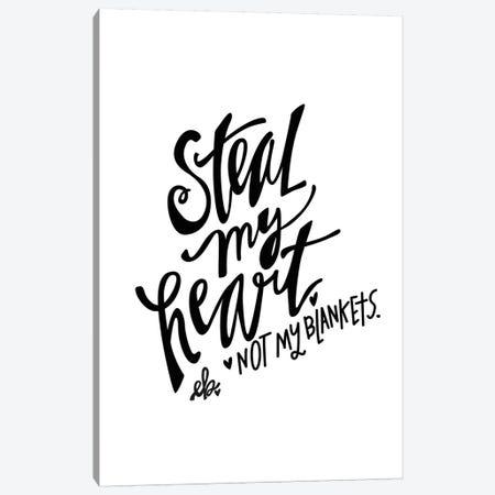 Steal my Heart  Canvas Print #ERB26} by Erin Barrett Canvas Artwork