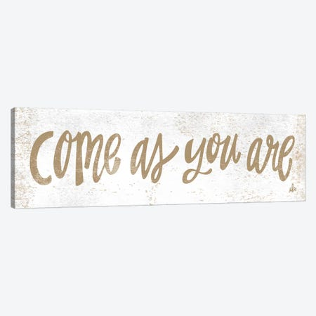 Come As You Are Canvas Print #ERB9} by Erin Barrett Canvas Art Print