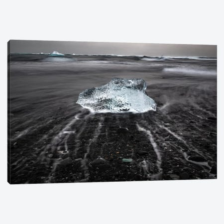 Icelandic Ice Canvas Print #ERF42} by Eric Fisher Canvas Print