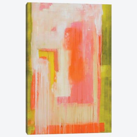 Jasmine Summer Canvas Print #ERI100} by Erin Ashley Art Print