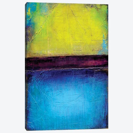 Montego Bay Canvas Print #ERI107} by Erin Ashley Canvas Artwork
