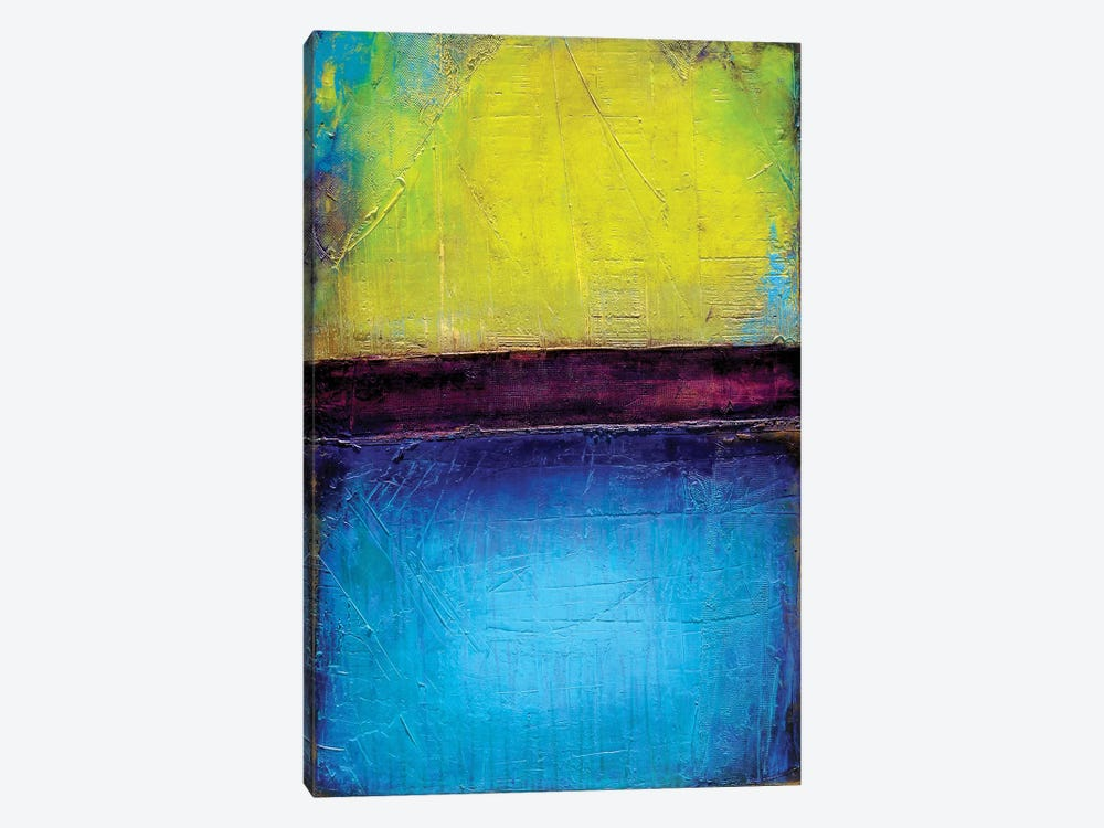 Montego Bay by Erin Ashley 1-piece Canvas Art Print