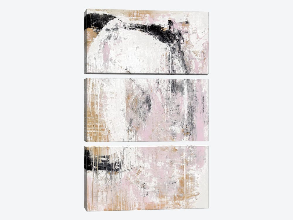 Washed Secrets 3-piece Canvas Print