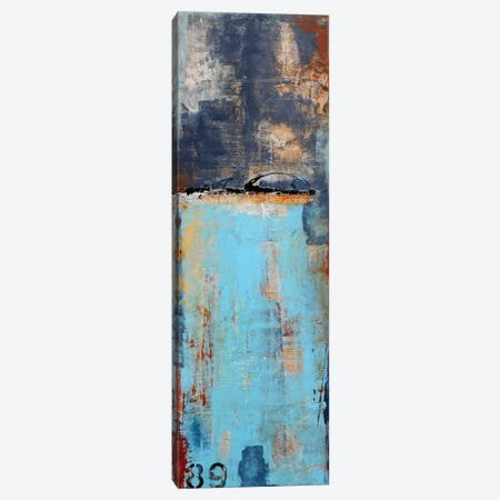 Row 89 Canvas Print #ERI110} by Erin Ashley Canvas Artwork