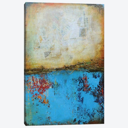 Shanghai Noon Canvas Print #ERI111} by Erin Ashley Canvas Artwork