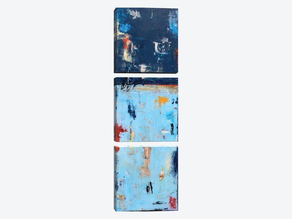 Soho Grind by Erin Ashley 3-piece Canvas Art Print