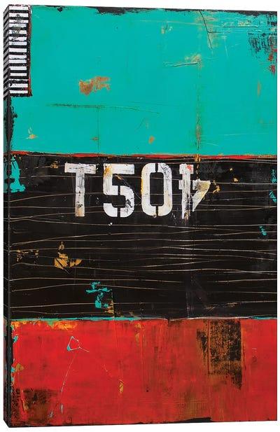 T054 Canvas Art Print