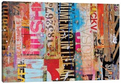 Metro Mix 21 I Canvas Print #ERI11