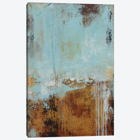 West Wing 3-Piece Canvas #ERI121} by Erin Ashley Art Print