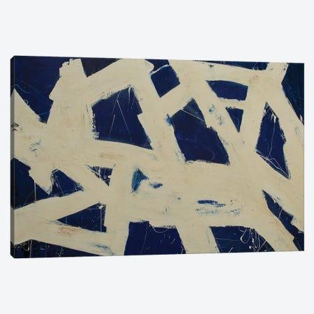 In The Rhythm Canvas Print #ERI130} by Erin Ashley Canvas Art