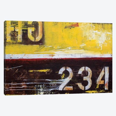Junction 234 Canvas Print #ERI132} by Erin Ashley Canvas Art