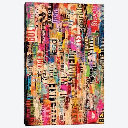 Metromix 26 Canvas Print #ERI134} by Erin Ashley Canvas Art Print