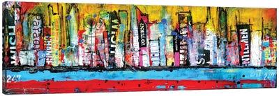 Skyline Canvas Print #ERI14