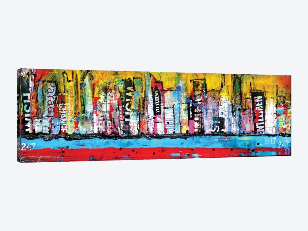 Skyline by Erin Ashley 1-piece Canvas Art Print