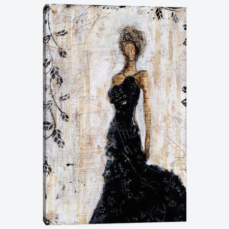 Dark Beauty Canvas Print #ERI156} by Erin Ashley Canvas Print