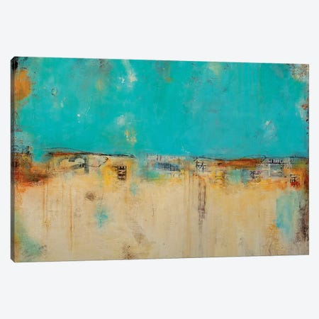 Hidden Jewel Canvas Print #ERI158} by Erin Ashley Canvas Artwork