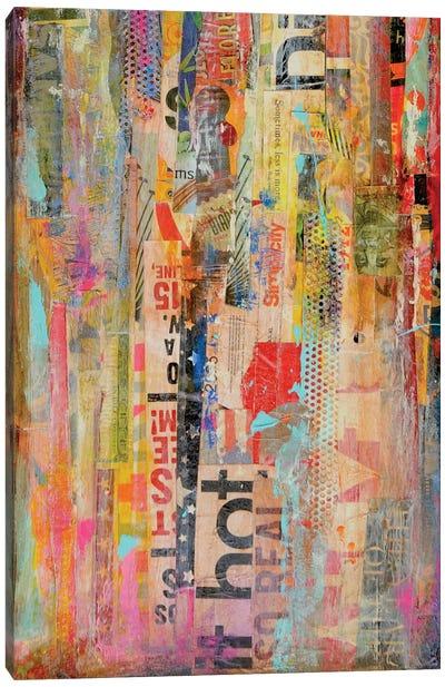 Metro Mix I Canvas Print #ERI15