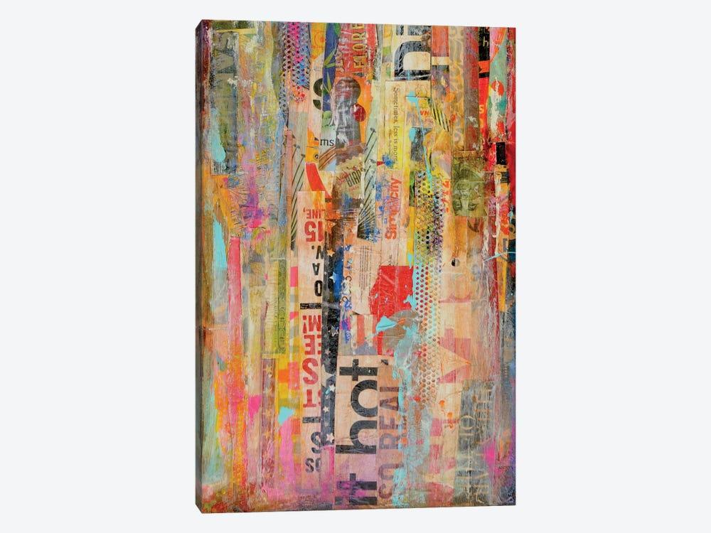 Metro Mix I by Erin Ashley 1-piece Canvas Wall Art