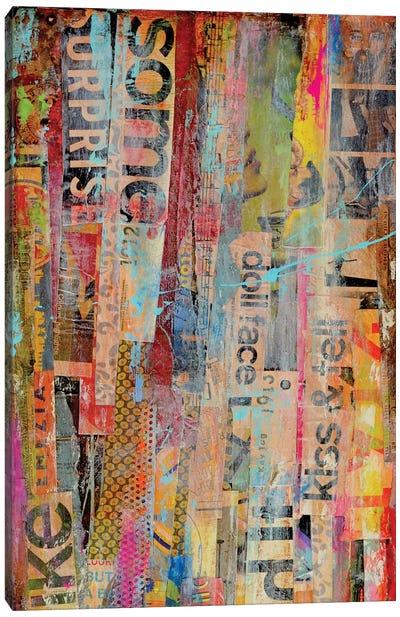 Metro Mix II Canvas Print #ERI16