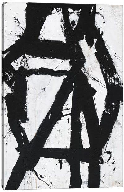 Ace Of Spades I Canvas Print #ERI18