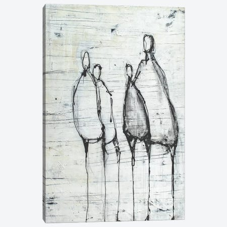 Together Canvas Print #ERI192} by Erin Ashley Canvas Art