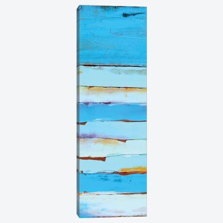 Blue Jam I Canvas Print #ERI1} by Erin Ashley Canvas Art
