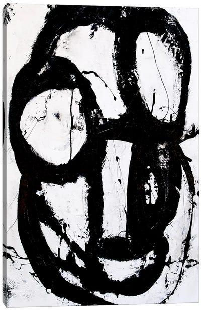 Ace Of Spades III Canvas Print #ERI20