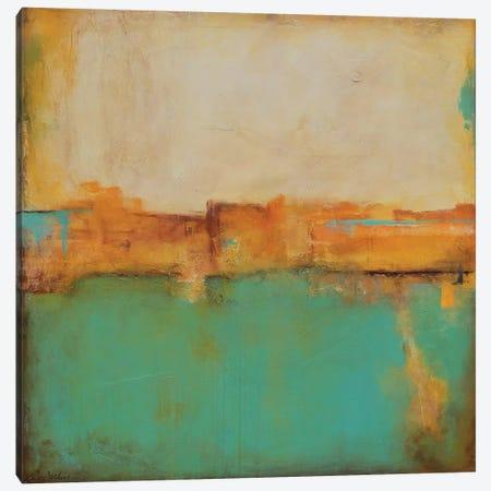 Sunrise Bay Canvas Print #ERI216} by Erin Ashley Canvas Art