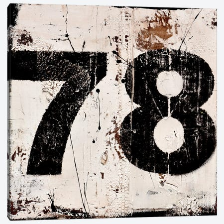 78 Canvas Print #ERI21} by Erin Ashley Canvas Artwork