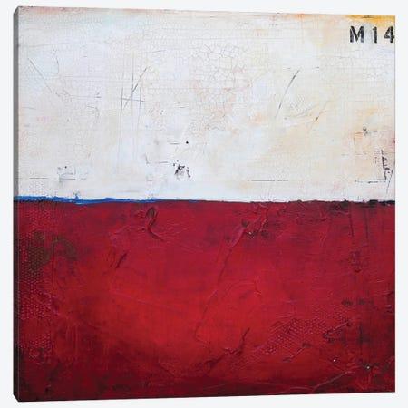 Red Box XIV Canvas Print #ERI253} by Erin Ashley Canvas Art Print
