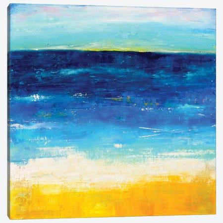 Laguna Beach Canvas Print #ERI254} by Erin Ashley Canvas Wall Art