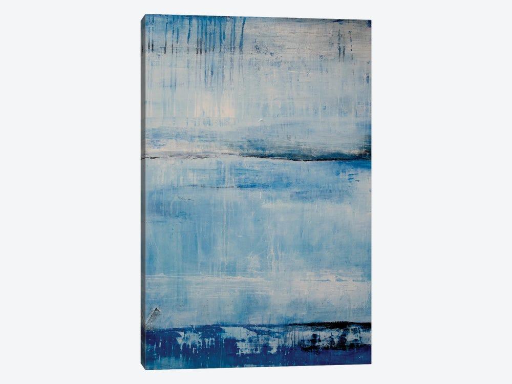 Blue by Erin Ashley 1-piece Canvas Art