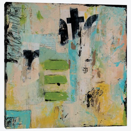 3 Steps Canvas Print #ERI274} by Erin Ashley Canvas Art